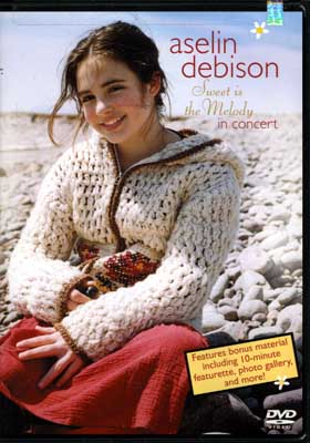 aselin debison Sweet is the Melody in concert(DVD)(SVD-87793)