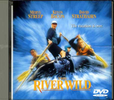 THE RIVER WILD(DVD)(SUD-29931)