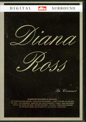 Diana Ross Tn Concert(DVD)()