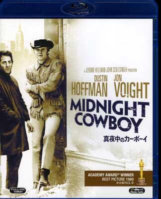 真夜中のカーボーイ ダスティン・ホフマン(Blu-ray)(MGXJ-15858)※Blu-ray DVD