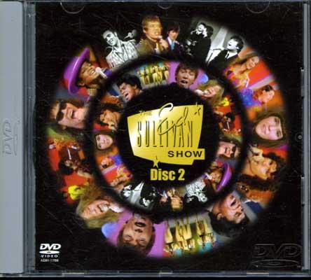 エド・サリヴァン・ショー Disc2(DVD)(ASBY-1788)