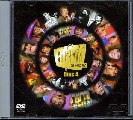 エド・サリヴァン・ショー Disc4(DVD)(ASBY-1790)