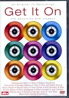 Get It On(DVD)(DVD6060X)