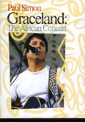 Paul Simon Graceland: The African Concert(DVD)(WPBR-90004)