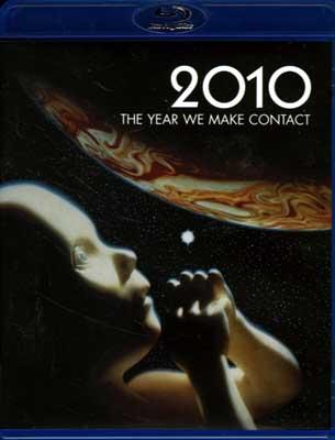 2010 THE YEAR WE MAKE CONTACT(Blu-ray )(WBA-Y25515)