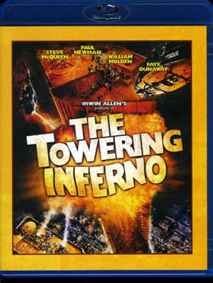 タワーリング・インフェルノ(Blu ray)(WBA-Y25734)※ブルーレイDVD