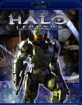 HALO LEGENDS(Blu-ray)(CWBA-Y27242)
