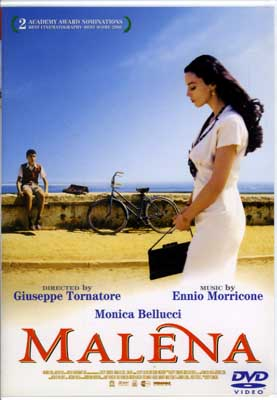 マレーナ モニカ・ベルッチ(DVD)(DVF-29)