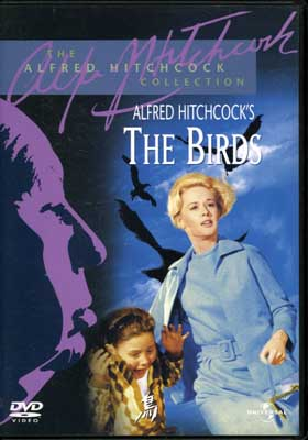 鳥 THE BIRDS(DVD)(UNKD-25088)