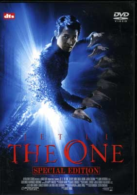THE ONE ジェット・リー(DVD)(PCBP-51838)