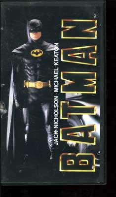 バットマン ジャック・ニコルソン/マイケル・キートン 字幕スーパー版(NJV-12000)
