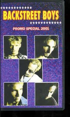BACKSTREET BOYS  PROMO SPECIAL 2001