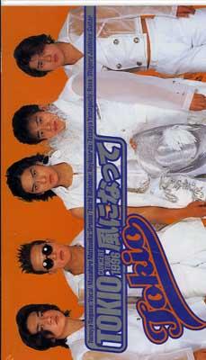 TOKIO CONCERT TOUR 1996 風になって(DV-0390)