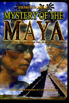 MYSERY OF THE MAYA(DVD)(DVD9803)