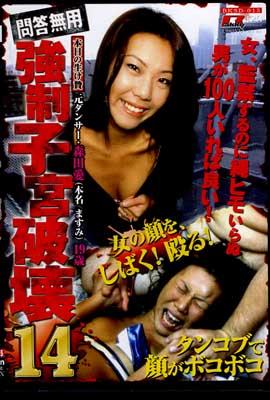 問答無用強制子宮破壊 14 森田愛(DVD)(BKSD-01)